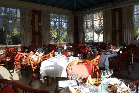 Melia Cayo Santa Maria: Restaurant italier