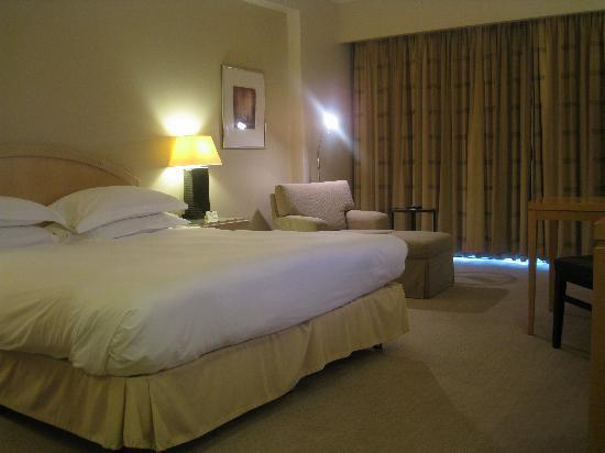 Hyatt Regency Birmingham: King room view three