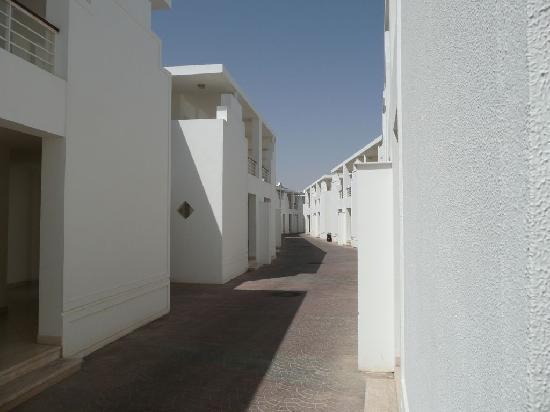 Renaissance Sharm El Sheikh Golden View Beach Resort: Our street