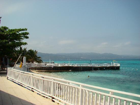 Royal Decameron Montego Beach: Une des plages
