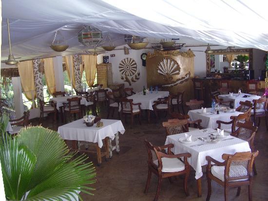 Hotel Melinde: difficile fare una dieta....si mangia da dio