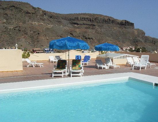 Filin Apartments : Rooftop Pool