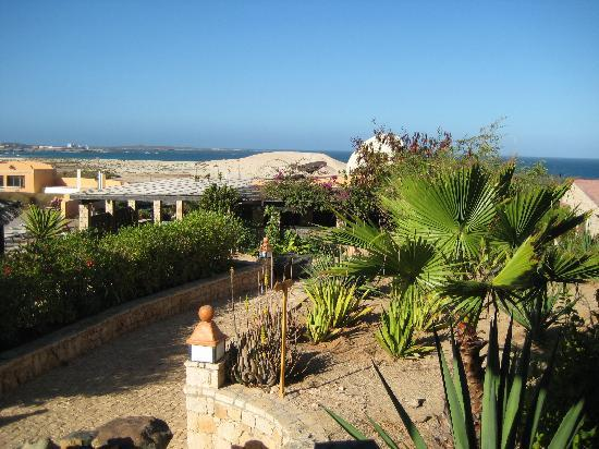 Marine Club Beach Resort: dalla terrazza