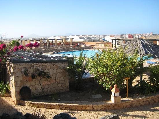 Marine Club Beach Resort: dalla camera