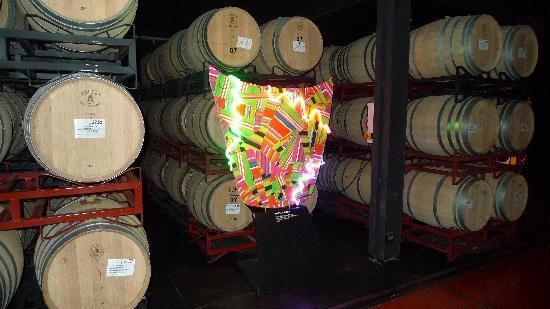 Pulenta Estate Winery: fotos capots