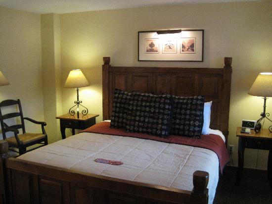 Old Santa Fe Inn: My amazin room-just part of it