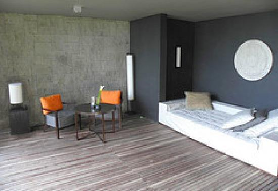 Soori Bali: outdoor living room
