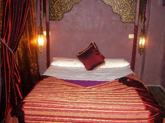 Riad Lorsya: Our Suite