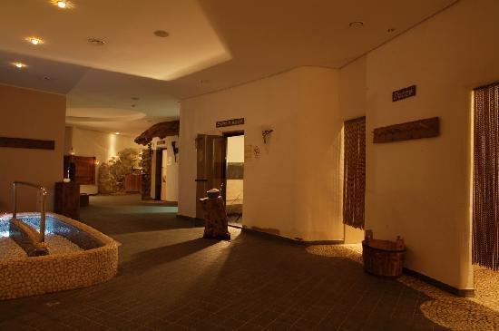 Pineta Naturamente Hotels: il nostro centro Wellness_sauna finlandese