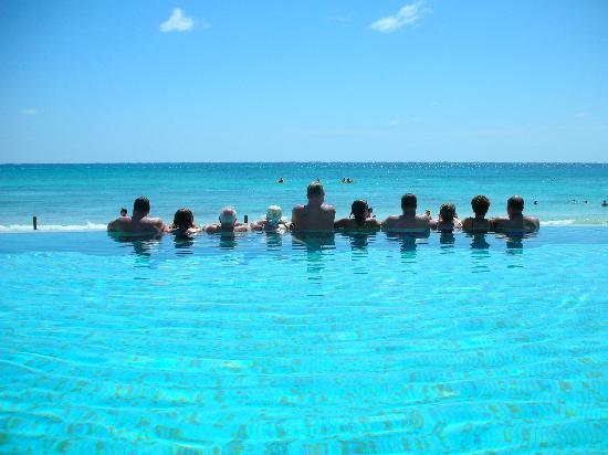 Now Jade Riviera Cancun: great pool
