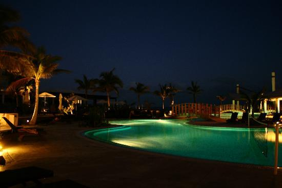 Now Jade Riviera Cancun: sad to leave