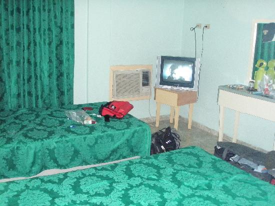 Sercotel Lido: standard room