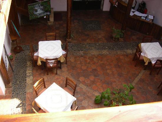 Casa Ordonez: Lobby/dining area