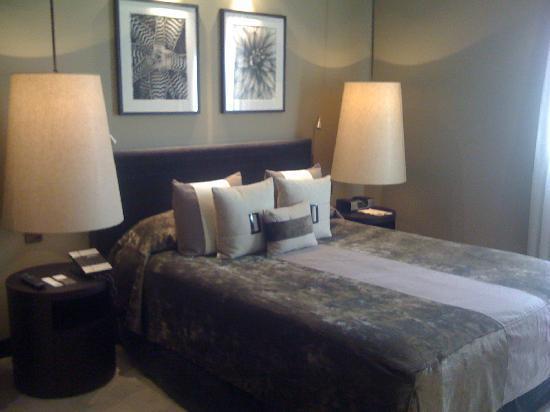Hotel Murmuri Barcelona: Lovely room