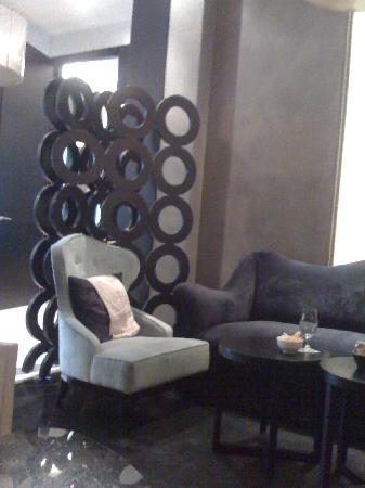 Hotel Murmuri Barcelona: Bar area