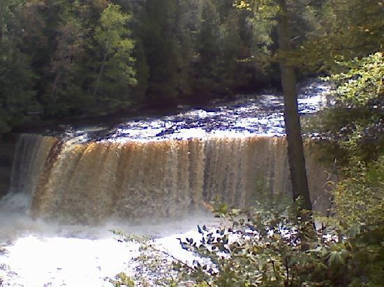 Bear Cove Inn: Close to the Falls