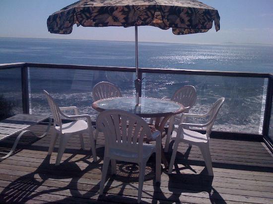 Laguna Riviera Beach Resort: What a view- THE BEST!