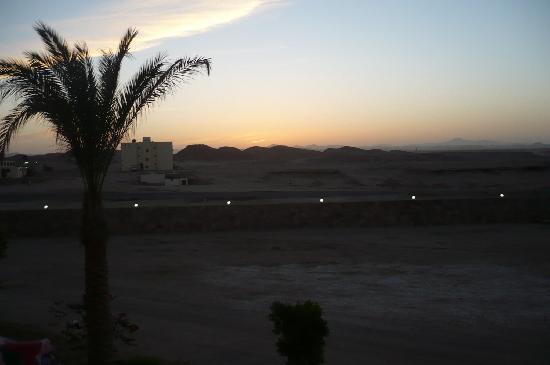 Nada Resort: tramonto