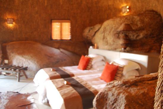 Naries Namakwa Retreat: The Mountain Suite interior