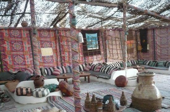 Nada Resort: la tenda beduina