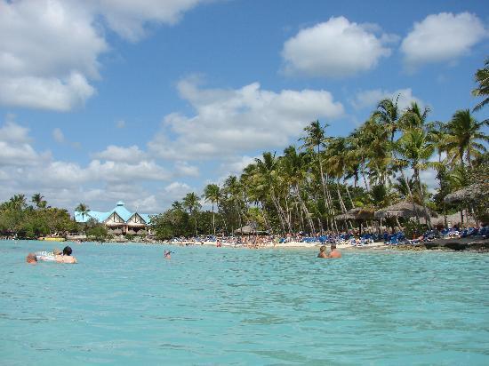 Dreams La Romana Resort & Spa: Plage