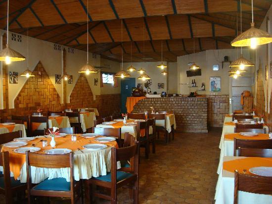 Hotel Ibis : Le restaurant de l'hôtel Ibis