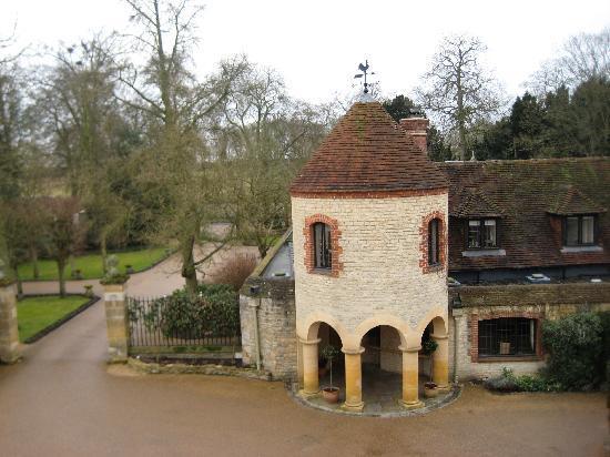 Belmond Le Manoir aux Quat'Saisons: View from our room