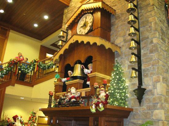 The Inn at Christmas Place: glockenspiel