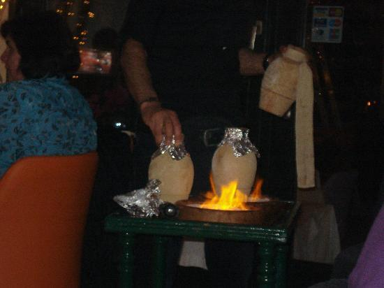 Amedros: Testi kebab