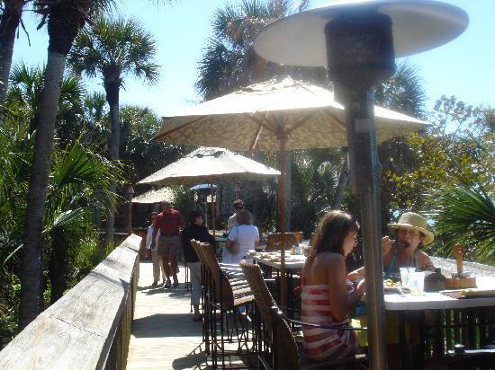 Napoli, FL: Ritz Carelton Lunch near the beach