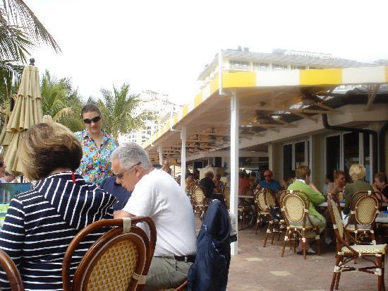 JW Marriott Marco Island: Beachside Restaurant -- Marriott Marco Island