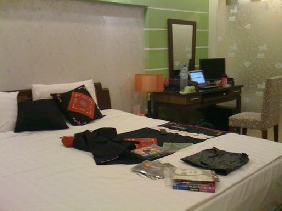 Splendid Star Grand Hotel: Our room at Splendid Star 2