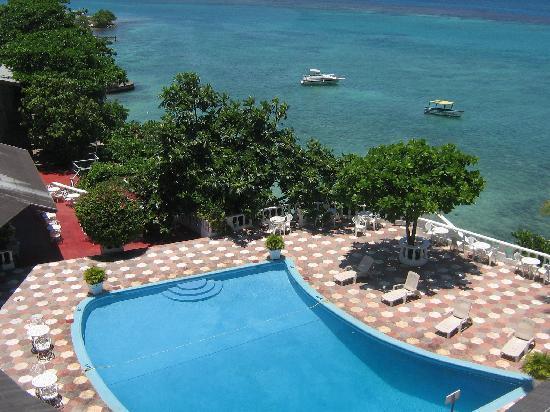 Silver Seas Resort Hotel: view from my balcony!!