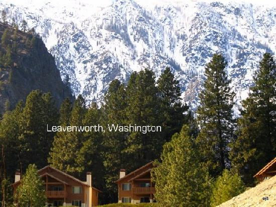 Leavenworth, WA: Springtime in the Mountains