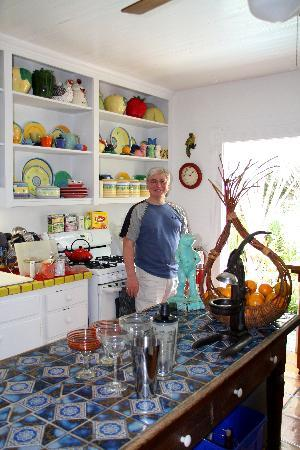 Key West Bed and Breakfast: Kitchen
