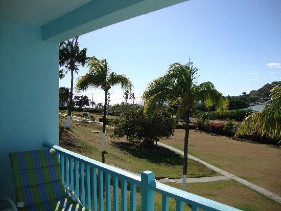 "Timothy Beach Resort: ""Ocean View"" from balcony"