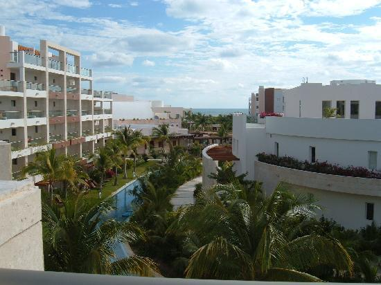 Excellence Playa Mujeres: View from 2201