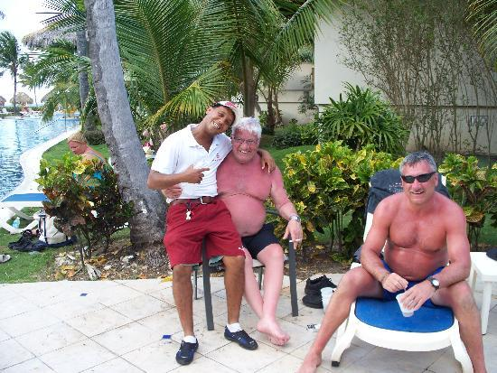 """Majestic Colonial Punta Cana: Luky with """"Poppie"""""""