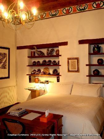 Hotel Casa de la Real Aduana: Liszt Room