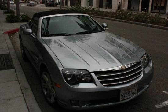Beverly Hills, CA: there's lots of hot cars on rodeo drive