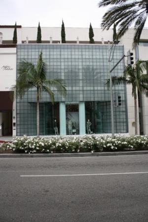 Beverly Hills, CA: on rodeo drive