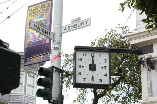 Haight-Ashbury: self explained...