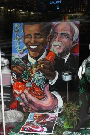 Haight-Ashbury: and right next to that...