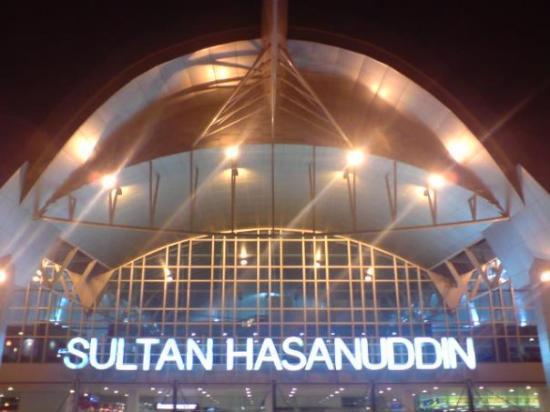 Makassar, Indonesia: bandara Makasar baru