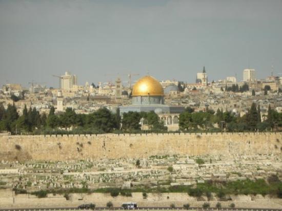 เนินพระวิหาร: Jerusalem, Mar. 2008
