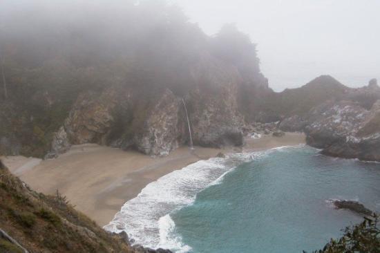 Bilde fra Big Sur