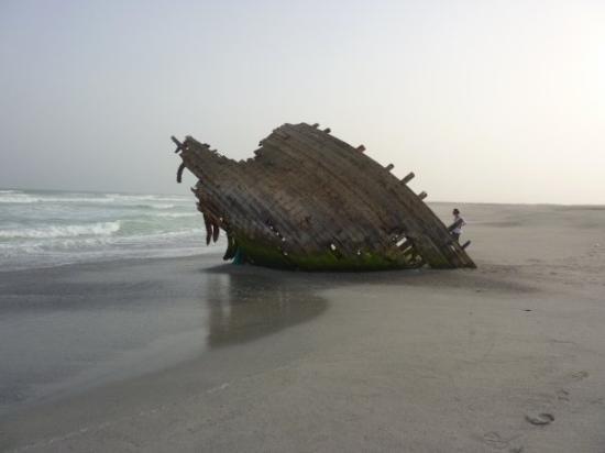 Muscat Governorate, Oman: hier is sindbad de piraat ooit zat geweest en met zijn schip uit den bocht gegaan
