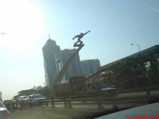 Bilde fra Jakarta