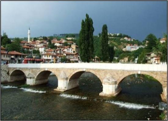 Bilde fra Sarajevo