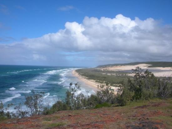 Fraser Island, Australia: On Indian Head